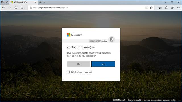 Micosoft online login